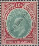 Stamp Southern Nigeria Catalog number: 43