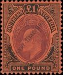Stamp Southern Nigeria Catalog number: 44