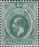 Stamp Southern Nigeria Catalog number: 45