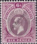 Stamp Southern Nigeria Catalog number: 51