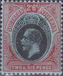Stamp Southern Nigeria Catalog number: 53