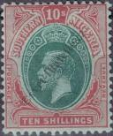 Stamp Southern Nigeria Catalog number: 55