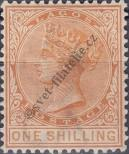 Stamp Lagos Catalog number: 11