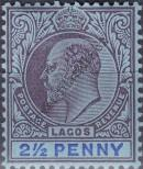 Stamp Lagos Catalog number: 36