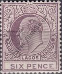 Stamp Lagos Catalog number: 38