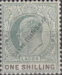 Stamp Lagos Catalog number: 39