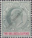 Stamp Lagos Catalog number: 40