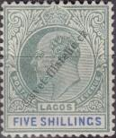 Stamp Lagos Catalog number: 41