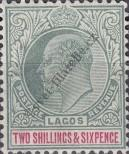 Stamp Lagos Catalog number: 50