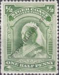 Stamp Niger Coast Protectorate Catalog number: 22