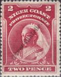Stamp Niger Coast Protectorate Catalog number: 32