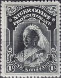 Stamp Niger Coast Protectorate Catalog number: 36