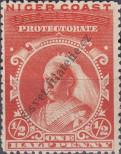Stamp Niger Coast Protectorate Catalog number: 14