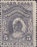 Stamp Niger Coast Protectorate Catalog number: 18