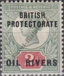 Stamp Niger Coast Protectorate Catalog number: 3