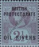 Stamp Niger Coast Protectorate Catalog number: 4