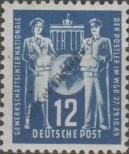 Stamp German Democratic Republic Catalog number: 243