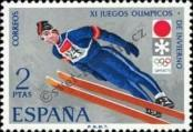 Stamp Spain Catalog number: 1969