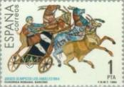 Stamp Spain Catalog number: 2648