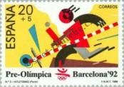 Stamp Spain Catalog number: 2845