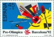 Stamp Spain Catalog number: 2846
