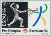 Stamp Spain Catalog number: 2905