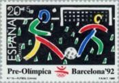Stamp Spain Catalog number: 2906