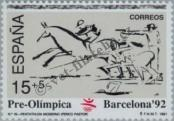 Stamp Spain Catalog number: 2980