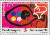 Stamp Spain Catalog number: 3008