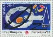 Stamp Spain Catalog number: 3009