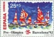 Stamp Spain Catalog number: 3031