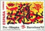 Stamp Spain Catalog number: 3032