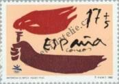 Stamp Spain Catalog number: 3076