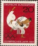 Stamp (Germany Federal Republic)