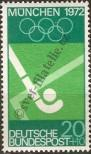 Stamp Germany Federal Republic Catalog number: 588