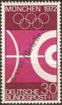 Stamp Germany Federal Republic Catalog number: 589