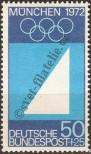 Stamp Germany Federal Republic Catalog number: 590
