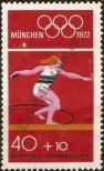 Stamp Germany Federal Republic Catalog number: 736