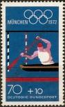 Stamp Germany Federal Republic Catalog number: 737