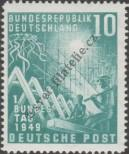 Stamp Germany Federal Republic Catalog number: 111