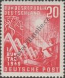 Stamp Germany Federal Republic Catalog number: 112