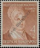 Stamp Germany Federal Republic Catalog number: 156