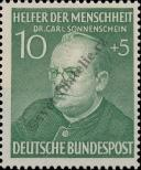 Stamp Germany Federal Republic Catalog number: 157