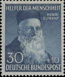 Stamp Germany Federal Republic Catalog number: 159