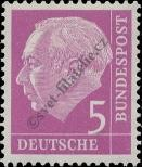 Stamp Germany Federal Republic Catalog number: 179