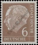 Stamp Germany Federal Republic Catalog number: 180