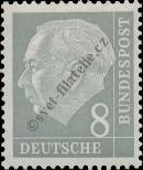 Stamp Germany Federal Republic Catalog number: 182