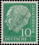 Stamp Germany Federal Republic Catalog number: 183