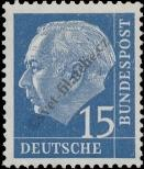 Stamp Germany Federal Republic Catalog number: 184