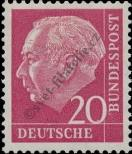 Stamp Germany Federal Republic Catalog number: 185